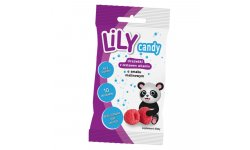 Drażetki LiLY Candy z zestawem 10 witamin-1 sztuka