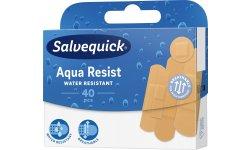 Salvequick Aqua Resist -40 szt