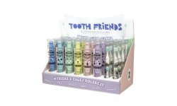 Vitammy Tooth Friends-Display 18 szt + 8 opk. końcówek