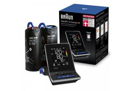Ciśnieniomierz naramienny BRAUN ExactFit™ 5 Connect  BUA6350