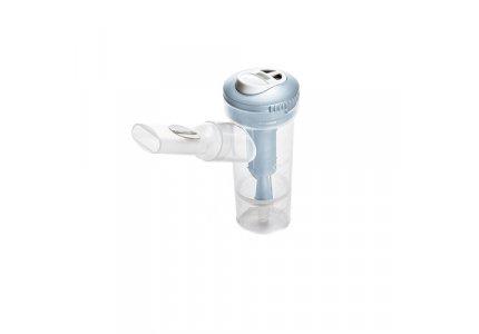 FLAEM RF7 Dual Speed Plus Silver Nebulizator