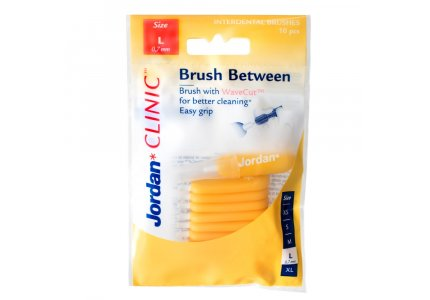 Jordan Clinic Brush Between-L 0.7 mm