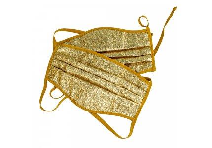 Półmaska ochronna z trokami 3-warstwowa