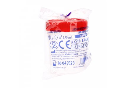 NOVAMA U-cup 120 ml/ 200 szt