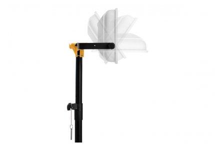 Stojak do lamp UV-C Sterilon czarny 2m Click Head / do wersji 108W/72W