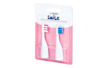 VITAMMY Smile  niebiesko- różowe 2 szt